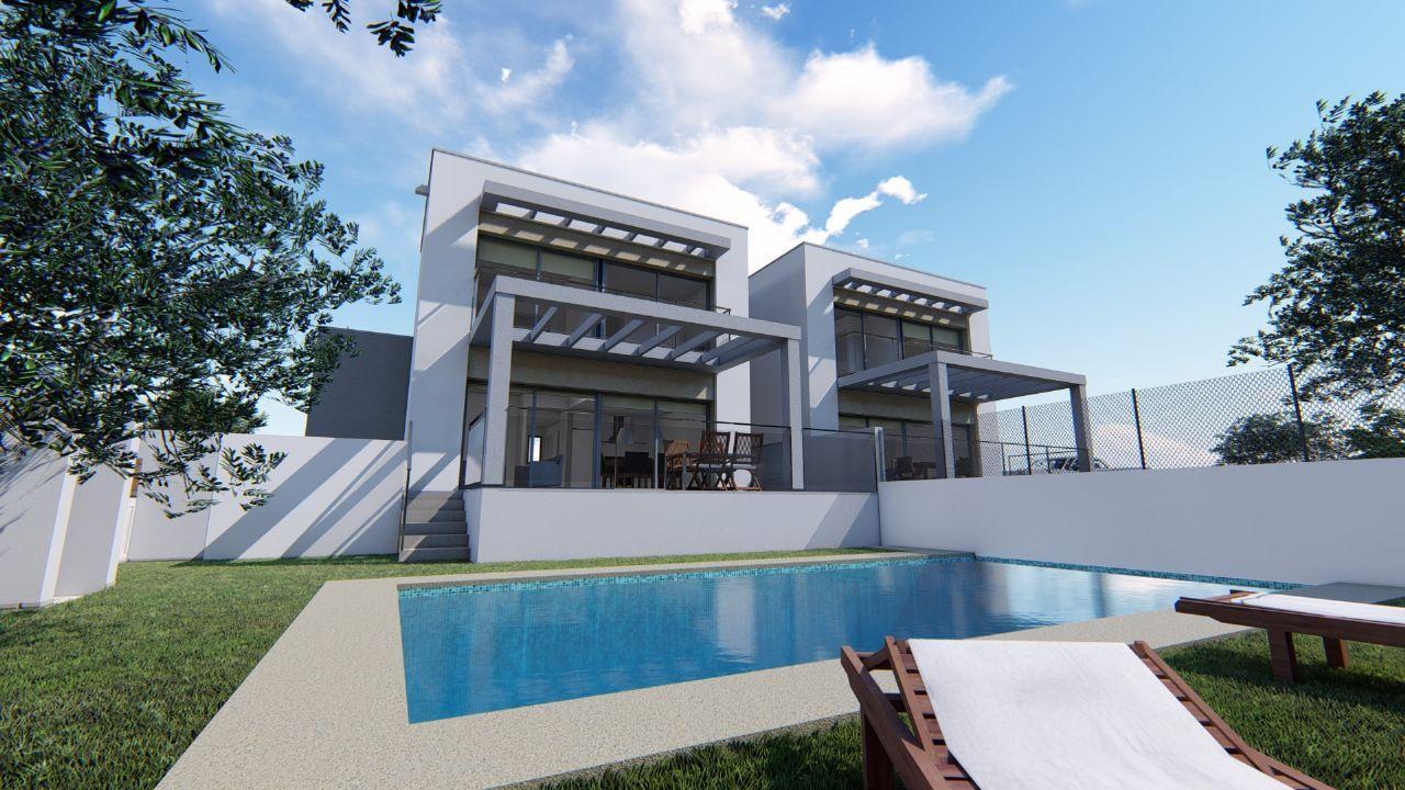 villa en moraira ·  495000€
