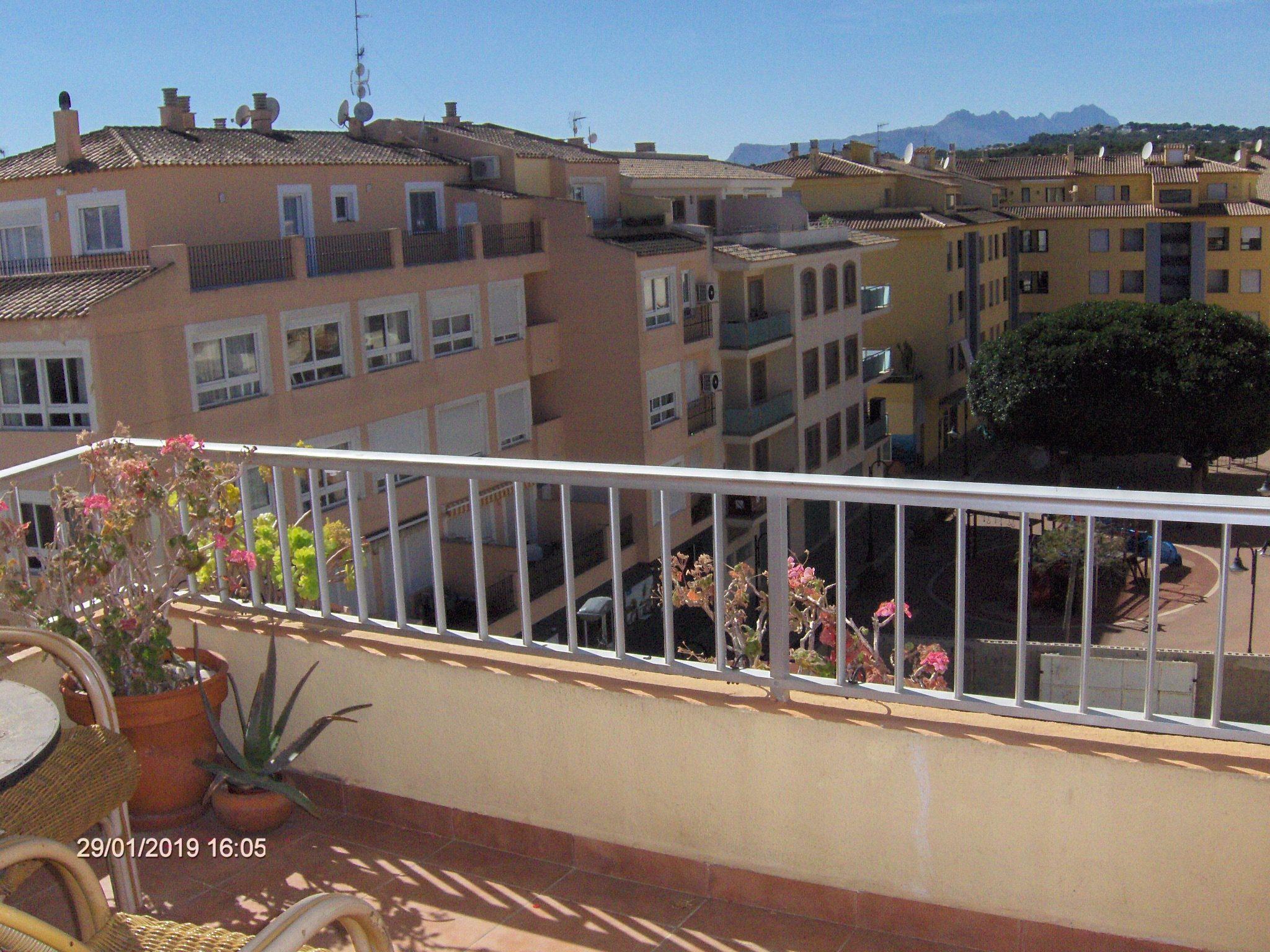 apartamento-playa en moraira · urbanizacion 263000€